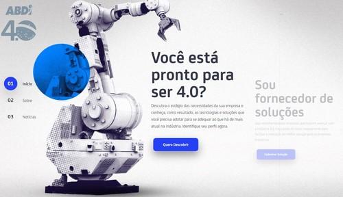 Plataforma de soluções para a indústria 4.0