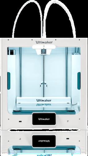 Modelo Ultimaker S5, o mais vendido pela Wishbox Technologies.