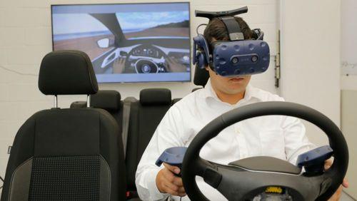 Laboratório de Protótipo Virtual da fábrica Anchieta