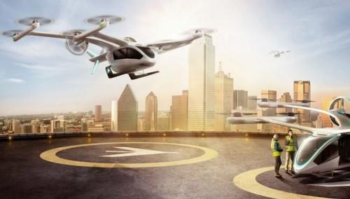 eVTOL, o projeto de táxi aéreo elétrico da Embraer