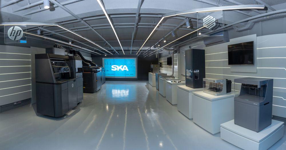 Centro de Manufatura Digital SKA