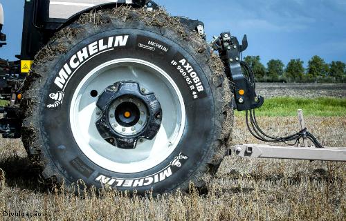Michelin anuncia produção de pneus agrícolas no Brasil