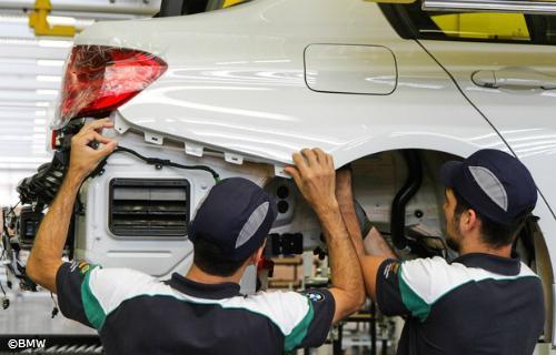 BMW do Brasil inicia exportações do X1 aos EUA
