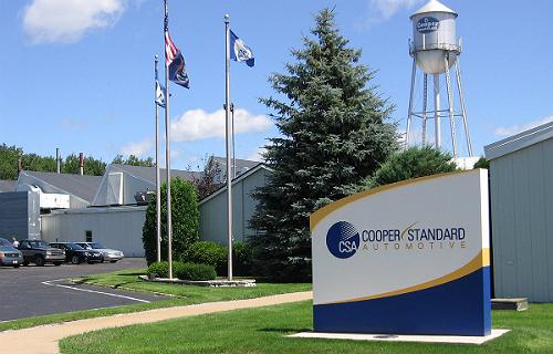 Cooper Standard ajusta investimentos no Brasil