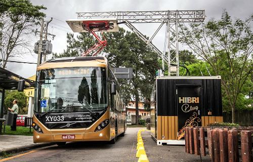 Volvo Bus aumenta market share no Brasil e cresce em importantes mercados da AL
