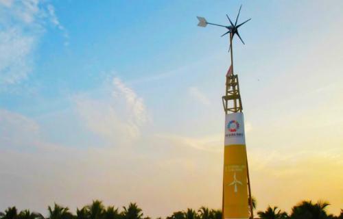 Indianos criam turbina eólica que tem o preço de um Smartphone
