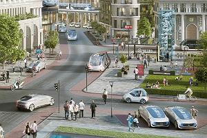 Bosch e Daimler estão trabalhando juntas em um sistema totalmente automatizado e sem motorista