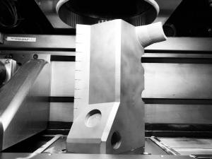 Impressão 3D faz peças de aço inoxidável sem perder resistência