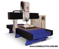 Fresadora CNC de Coluna Móvel FCM-2200