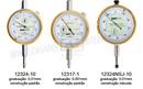 Relógio Comparador Mecânico Resistente a Choque