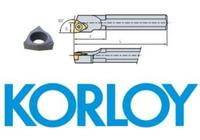 Barra de mandrilar furos à partir de Ø6mm - KORLOY