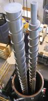 Nitretação em roscas e cilindros