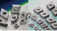 Insertos de Metal Duro, CBN, PCD, Cermet, Ceramica