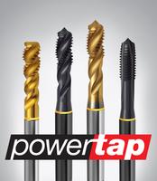Nova linha de machos universais PowerTap