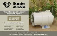 EXAUSTORES DE NÉVOA