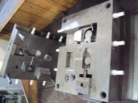 Projeto e construção de moldes de injeção plastico