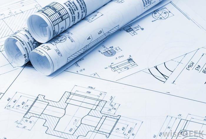 Architectural And Interior Design Drafters And Technical Engineer