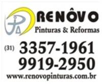 MANUTENÇÃO E REFORMAS PREDIAIS RENOVO PINTURAS