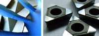 Reafiação de ferramentas cerâmicas, CBN e PCD