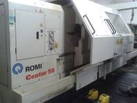 Torno CNC Romi Centur 50 - 2011