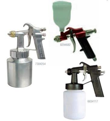 Pistola de pintura ar direto pe as em geral cimm - Pintura para pistola ...