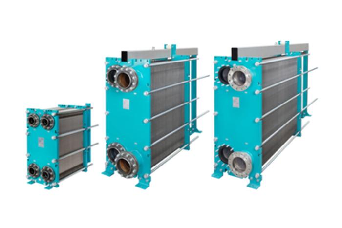 Trocador de calor a placas tratamentos t rmicos - Placas de calor ...