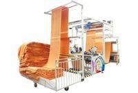 Máquina de costura longitudinal