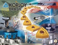 Ferramentas para usinagem Korloy