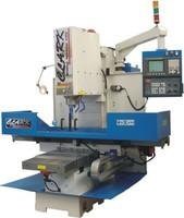 Fresadora Vertical CNC Clark